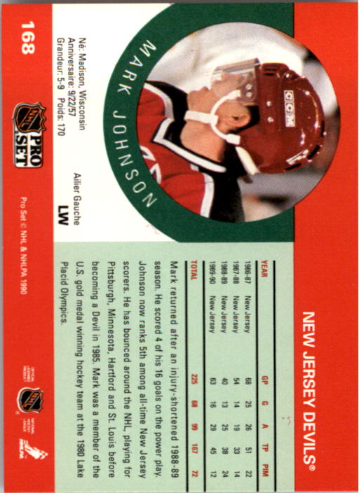 1990-91-Pro-Set-Hockey-Cards-1-222-Rookies-You-Pick-Buy-10-cards-FREE-SHIP thumbnail 335