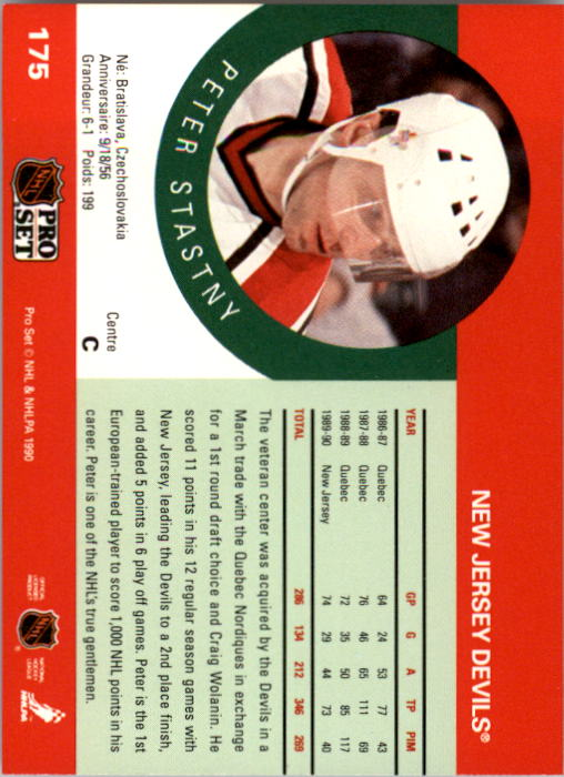1990-91-Pro-Set-Hockey-Cards-1-222-Rookies-You-Pick-Buy-10-cards-FREE-SHIP thumbnail 349