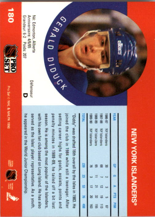 1990-91-Pro-Set-Hockey-Cards-1-222-Rookies-You-Pick-Buy-10-cards-FREE-SHIP thumbnail 359