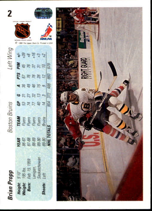 1990-91-Upper-Deck-Hockey-s-1-200-Rookies-You-Pick-Buy-10-cards-FREE-SHIP thumbnail 5