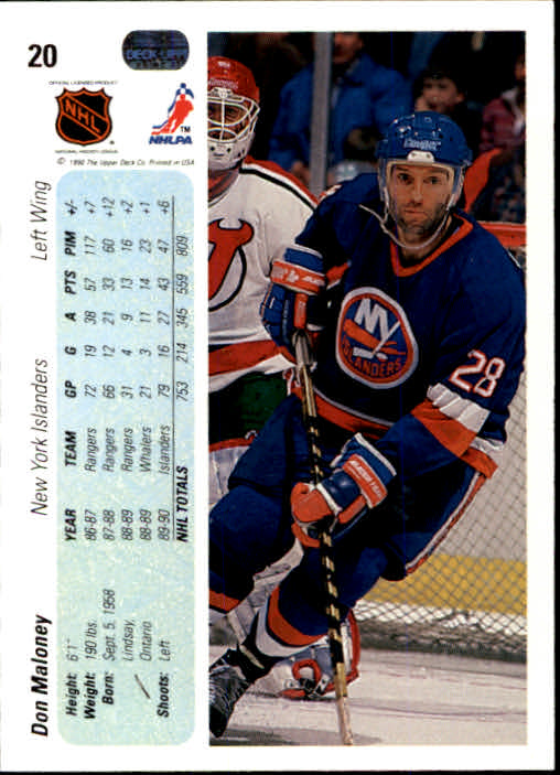 1990-91-Upper-Deck-Hockey-s-1-200-Rookies-You-Pick-Buy-10-cards-FREE-SHIP thumbnail 40