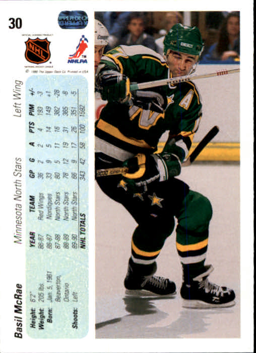1990-91-Upper-Deck-Hockey-s-1-200-Rookies-You-Pick-Buy-10-cards-FREE-SHIP thumbnail 60
