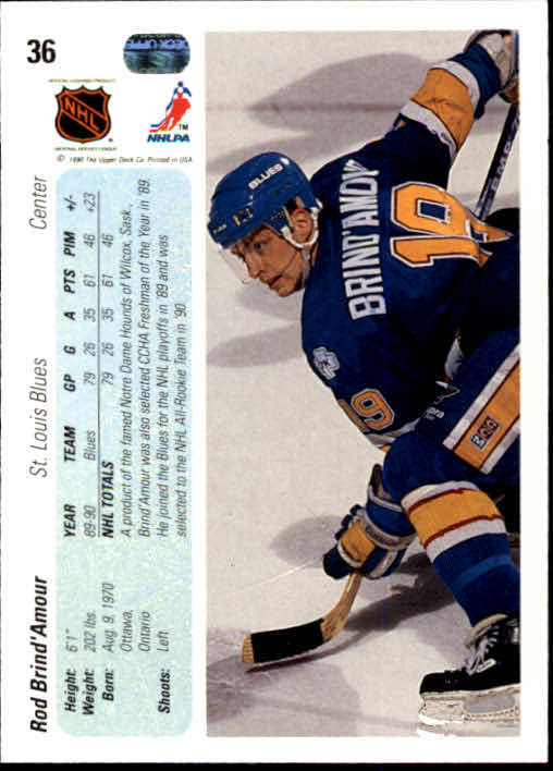 1990-91-Upper-Deck-Hockey-s-1-200-Rookies-You-Pick-Buy-10-cards-FREE-SHIP thumbnail 72