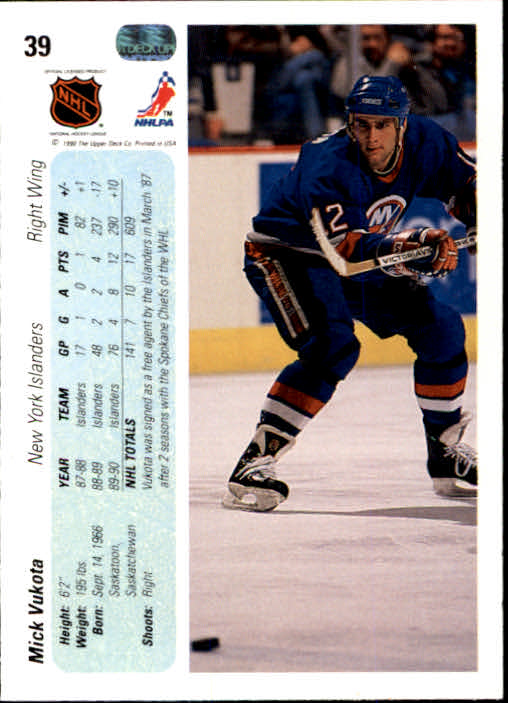 1990-91-Upper-Deck-Hockey-s-1-200-Rookies-You-Pick-Buy-10-cards-FREE-SHIP thumbnail 78