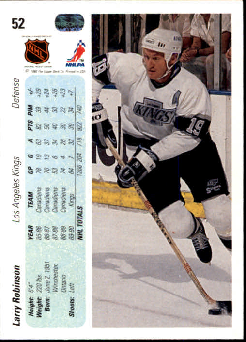 1990-91-Upper-Deck-Hockey-s-1-200-Rookies-You-Pick-Buy-10-cards-FREE-SHIP thumbnail 104