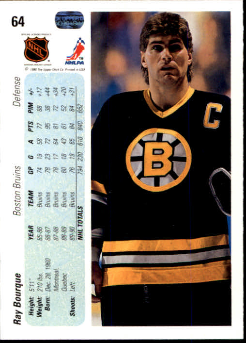 1990-91-Upper-Deck-Hockey-s-1-200-Rookies-You-Pick-Buy-10-cards-FREE-SHIP thumbnail 128