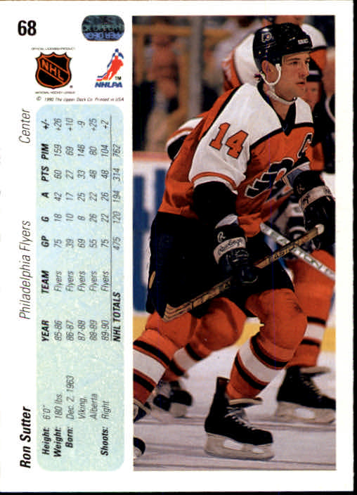 1990-91-Upper-Deck-Hockey-s-1-200-Rookies-You-Pick-Buy-10-cards-FREE-SHIP thumbnail 136
