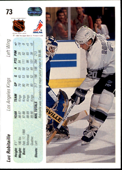 1990-91-Upper-Deck-Hockey-s-1-200-Rookies-You-Pick-Buy-10-cards-FREE-SHIP thumbnail 146