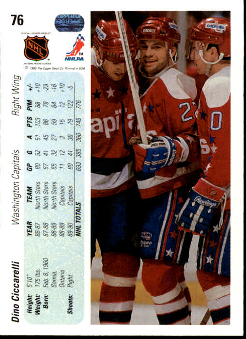 1990-91-Upper-Deck-Hockey-s-1-200-Rookies-You-Pick-Buy-10-cards-FREE-SHIP thumbnail 152