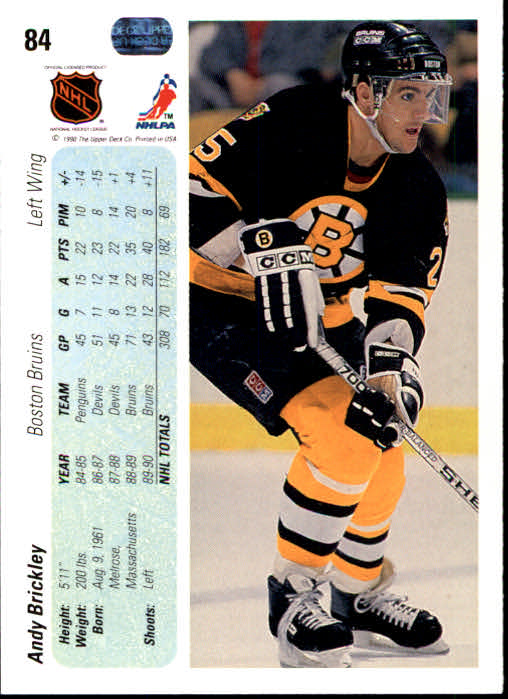 1990-91-Upper-Deck-Hockey-s-1-200-Rookies-You-Pick-Buy-10-cards-FREE-SHIP thumbnail 164