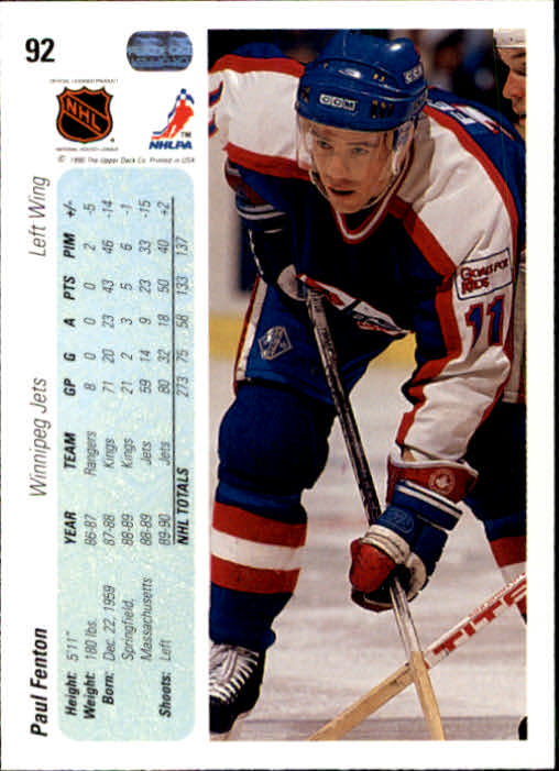 1990-91-Upper-Deck-Hockey-s-1-200-Rookies-You-Pick-Buy-10-cards-FREE-SHIP thumbnail 180