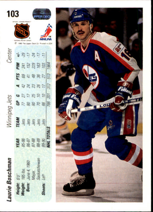 1990-91-Upper-Deck-Hockey-s-1-200-Rookies-You-Pick-Buy-10-cards-FREE-SHIP thumbnail 202