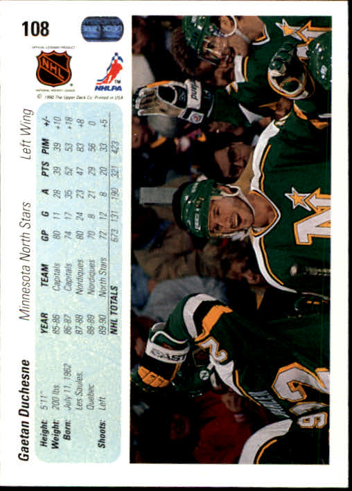 1990-91-Upper-Deck-Hockey-s-1-200-Rookies-You-Pick-Buy-10-cards-FREE-SHIP thumbnail 212