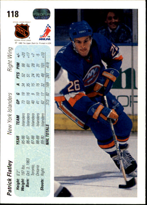 1990-91-Upper-Deck-Hockey-s-1-200-Rookies-You-Pick-Buy-10-cards-FREE-SHIP thumbnail 232