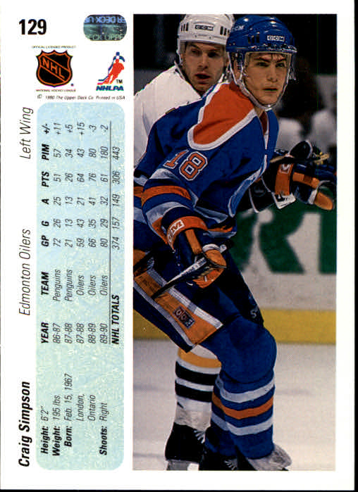 1990-91-Upper-Deck-Hockey-s-1-200-Rookies-You-Pick-Buy-10-cards-FREE-SHIP thumbnail 254