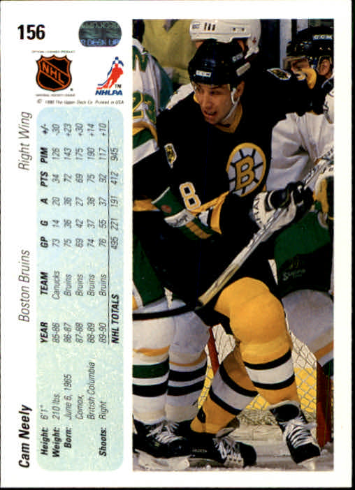 1990-91-Upper-Deck-Hockey-s-1-200-Rookies-You-Pick-Buy-10-cards-FREE-SHIP thumbnail 308