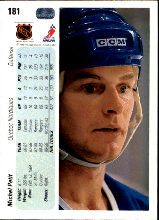 1990-91-Upper-Deck-Hockey-s-1-200-Rookies-You-Pick-Buy-10-cards-FREE-SHIP thumbnail 356