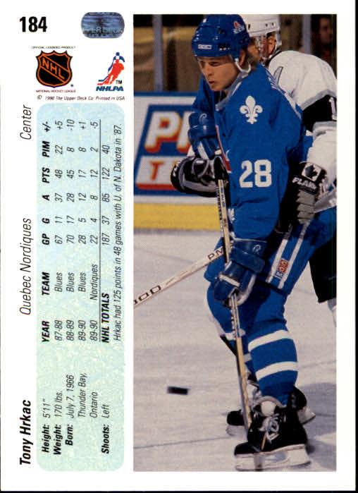 1990-91-Upper-Deck-Hockey-s-1-200-Rookies-You-Pick-Buy-10-cards-FREE-SHIP thumbnail 362