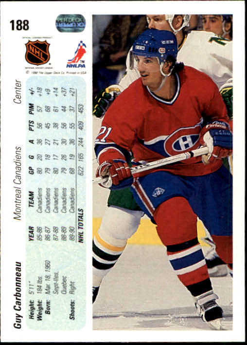 1990-91-Upper-Deck-Hockey-s-1-200-Rookies-You-Pick-Buy-10-cards-FREE-SHIP thumbnail 370