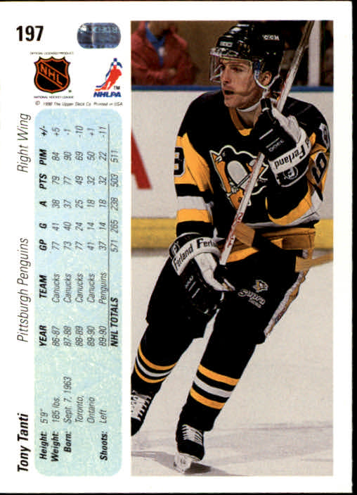 1990-91-Upper-Deck-Hockey-s-1-200-Rookies-You-Pick-Buy-10-cards-FREE-SHIP thumbnail 388