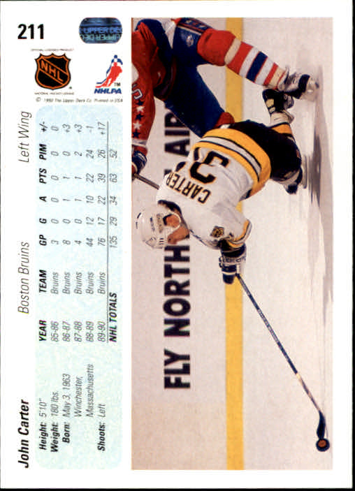 1990-91-Upper-Deck-Hockey-201-400-Rookies-You-Pick-Buy-10-cards-FREE-SHIP thumbnail 23