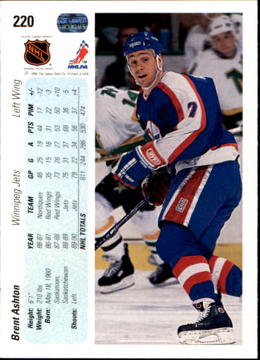 1990-91-Upper-Deck-Hockey-201-400-Rookies-You-Pick-Buy-10-cards-FREE-SHIP thumbnail 41