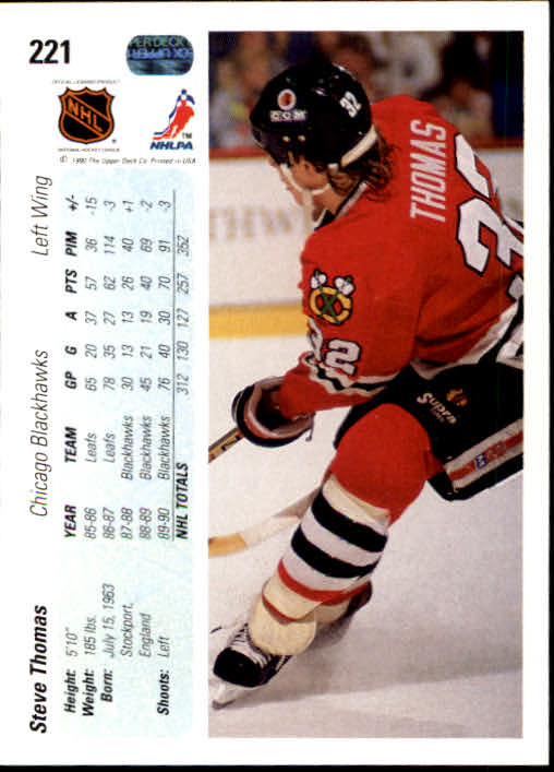 1990-91-Upper-Deck-Hockey-201-400-Rookies-You-Pick-Buy-10-cards-FREE-SHIP thumbnail 43