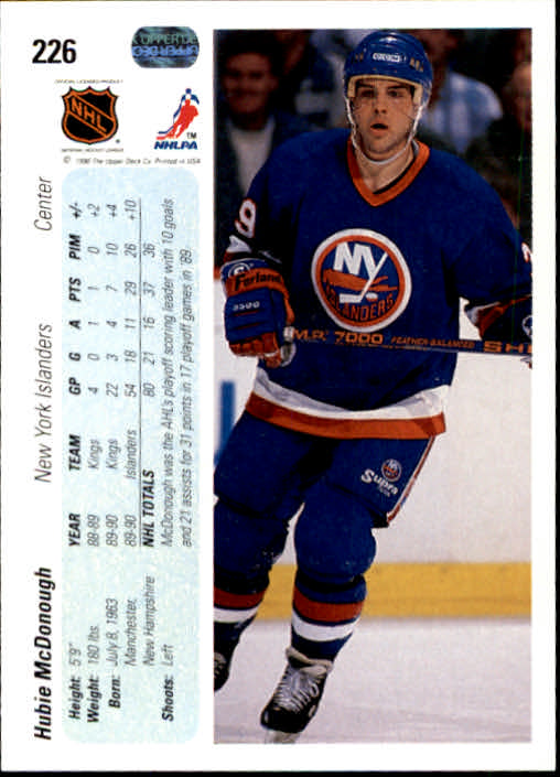 1990-91-Upper-Deck-Hockey-201-400-Rookies-You-Pick-Buy-10-cards-FREE-SHIP thumbnail 53