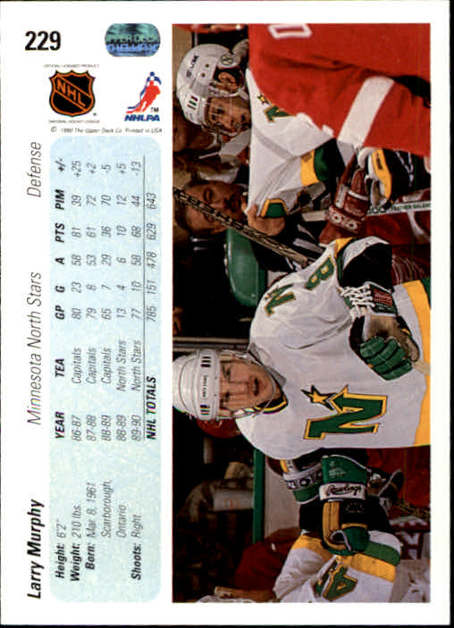 1990-91-Upper-Deck-Hockey-201-400-Rookies-You-Pick-Buy-10-cards-FREE-SHIP thumbnail 59