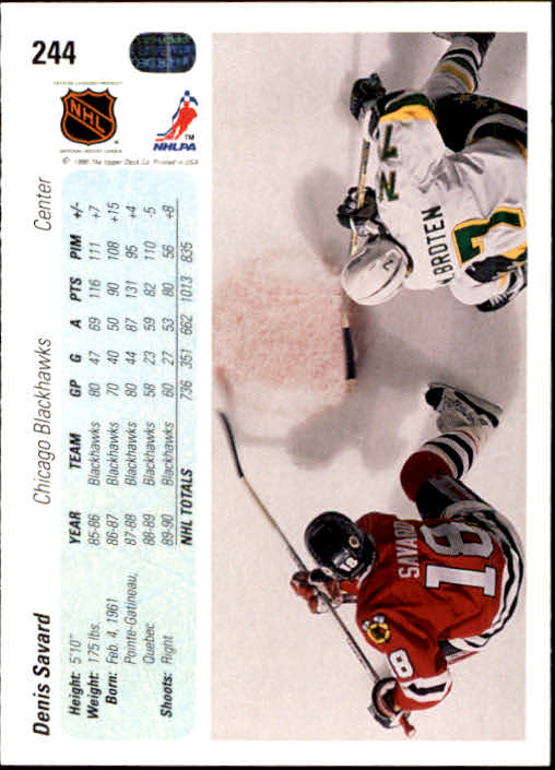1990-91-Upper-Deck-Hockey-201-400-Rookies-You-Pick-Buy-10-cards-FREE-SHIP thumbnail 87