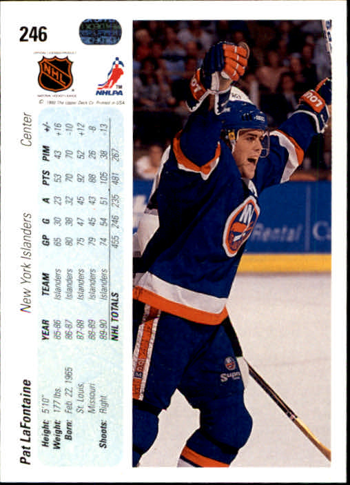 1990-91-Upper-Deck-Hockey-201-400-Rookies-You-Pick-Buy-10-cards-FREE-SHIP thumbnail 91