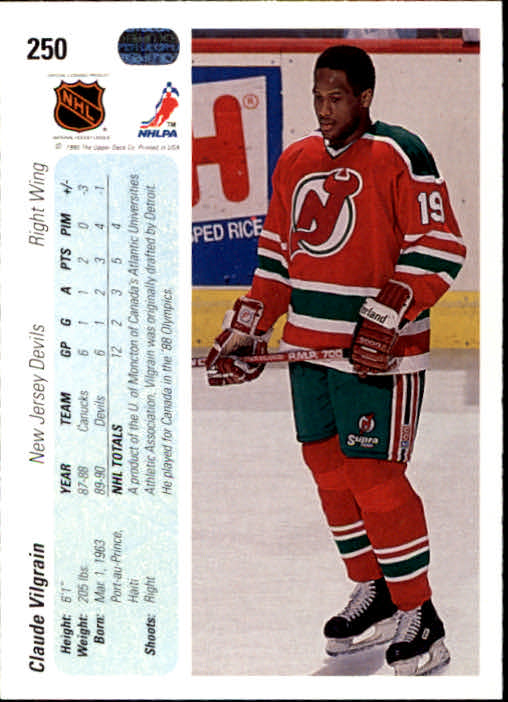 1990-91-Upper-Deck-Hockey-201-400-Rookies-You-Pick-Buy-10-cards-FREE-SHIP thumbnail 99