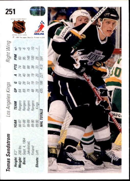 1990-91-Upper-Deck-Hockey-201-400-Rookies-You-Pick-Buy-10-cards-FREE-SHIP thumbnail 101