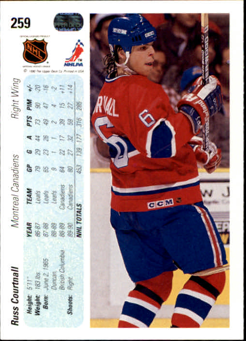 1990-91-Upper-Deck-Hockey-201-400-Rookies-You-Pick-Buy-10-cards-FREE-SHIP thumbnail 117