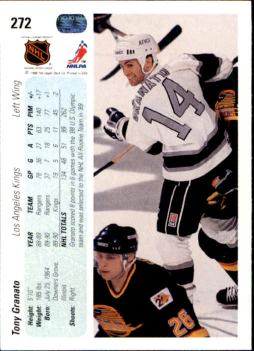 1990-91-Upper-Deck-Hockey-201-400-Rookies-You-Pick-Buy-10-cards-FREE-SHIP thumbnail 143