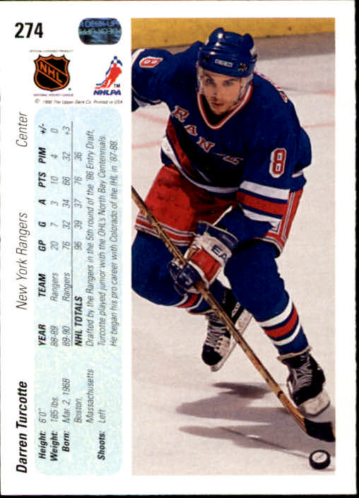 1990-91-Upper-Deck-Hockey-201-400-Rookies-You-Pick-Buy-10-cards-FREE-SHIP thumbnail 147
