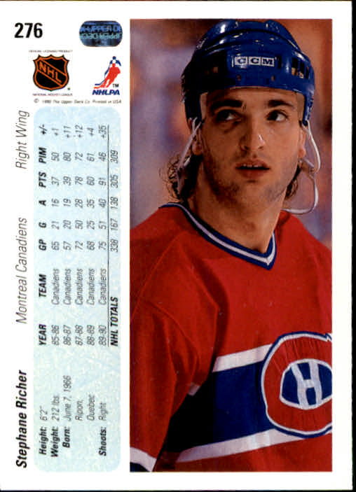 1990-91-Upper-Deck-Hockey-201-400-Rookies-You-Pick-Buy-10-cards-FREE-SHIP thumbnail 151