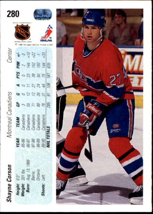 1990-91-Upper-Deck-Hockey-201-400-Rookies-You-Pick-Buy-10-cards-FREE-SHIP thumbnail 159