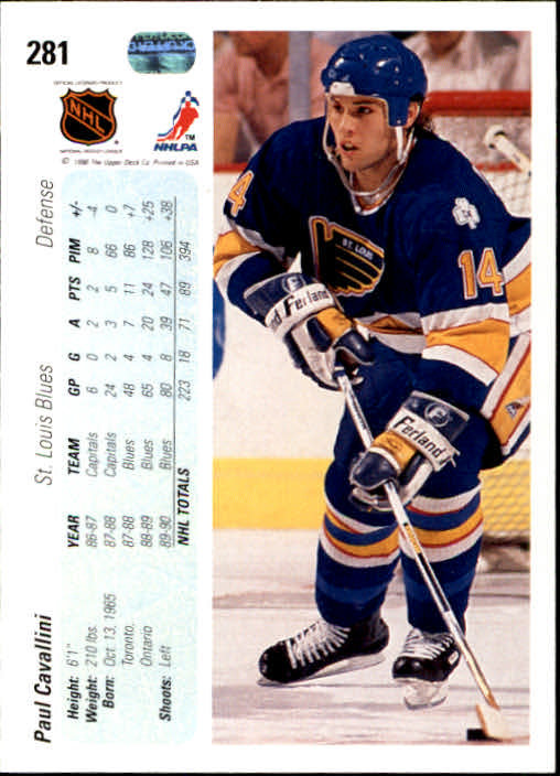 1990-91-Upper-Deck-Hockey-201-400-Rookies-You-Pick-Buy-10-cards-FREE-SHIP thumbnail 161