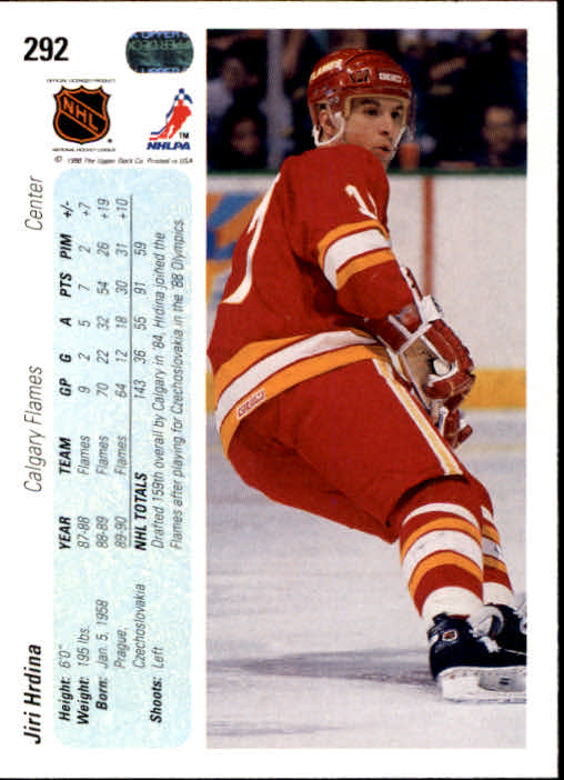 1990-91-Upper-Deck-Hockey-201-400-Rookies-You-Pick-Buy-10-cards-FREE-SHIP thumbnail 183