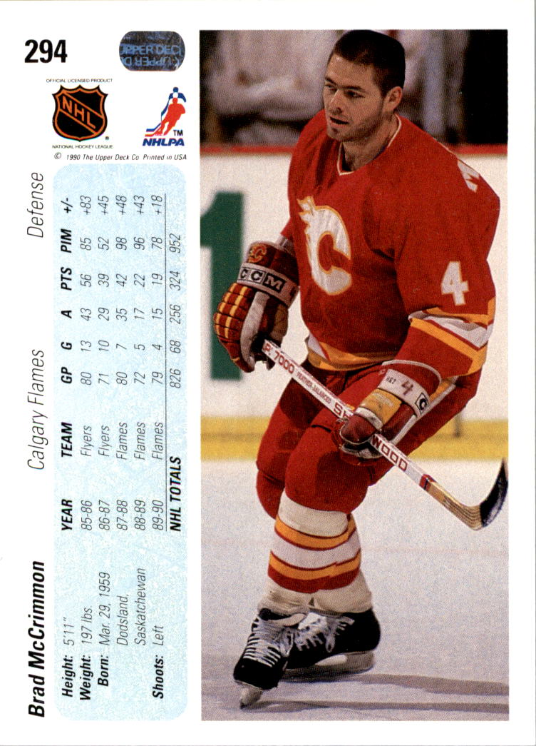1990-91-Upper-Deck-Hockey-201-400-Rookies-You-Pick-Buy-10-cards-FREE-SHIP thumbnail 187