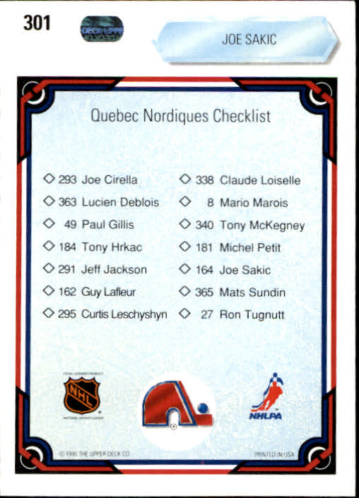 1990-91-Upper-Deck-Hockey-201-400-Rookies-You-Pick-Buy-10-cards-FREE-SHIP thumbnail 201