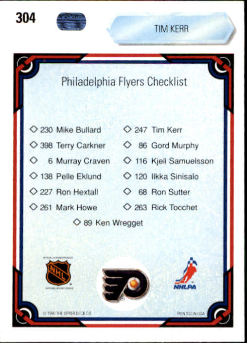 1990-91-Upper-Deck-Hockey-201-400-Rookies-You-Pick-Buy-10-cards-FREE-SHIP thumbnail 207