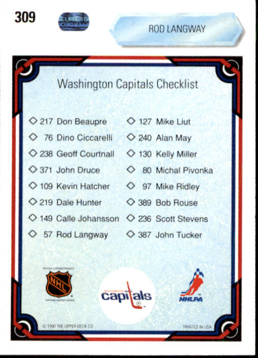 1990-91-Upper-Deck-Hockey-201-400-Rookies-You-Pick-Buy-10-cards-FREE-SHIP thumbnail 217