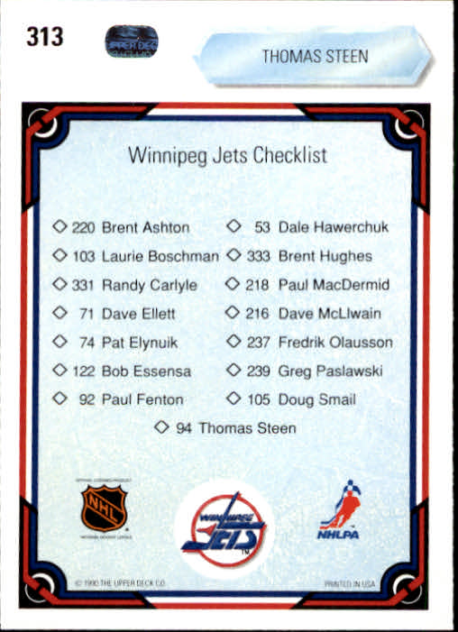 1990-91-Upper-Deck-Hockey-201-400-Rookies-You-Pick-Buy-10-cards-FREE-SHIP thumbnail 225