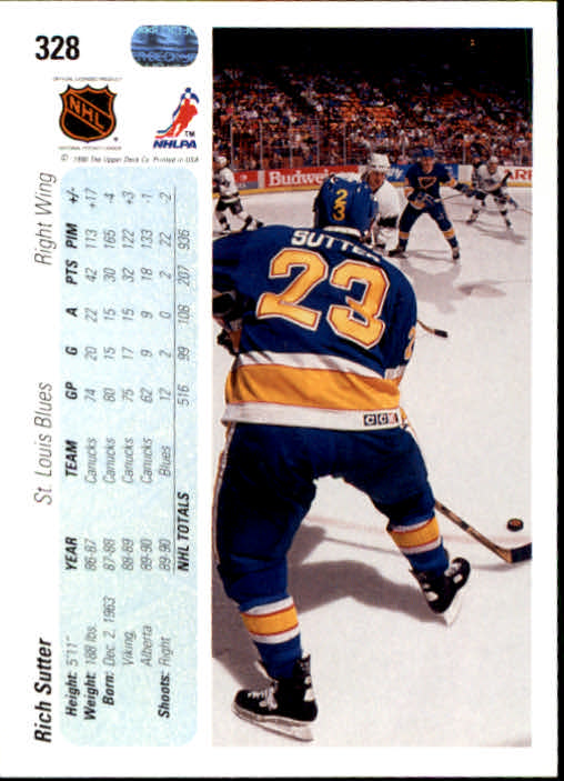 1990-91-Upper-Deck-Hockey-201-400-Rookies-You-Pick-Buy-10-cards-FREE-SHIP thumbnail 255