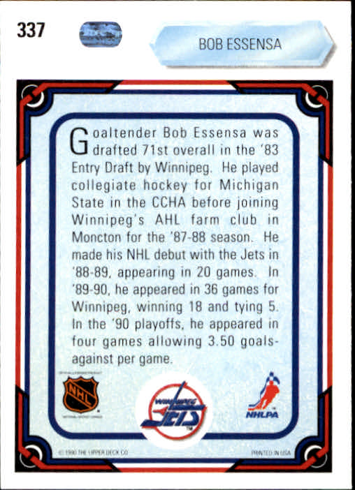 1990-91-Upper-Deck-Hockey-201-400-Rookies-You-Pick-Buy-10-cards-FREE-SHIP thumbnail 271
