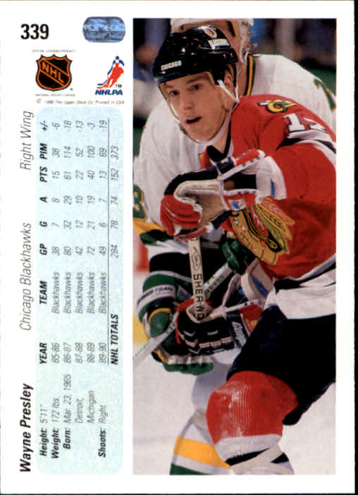 1990-91-Upper-Deck-Hockey-201-400-Rookies-You-Pick-Buy-10-cards-FREE-SHIP thumbnail 275