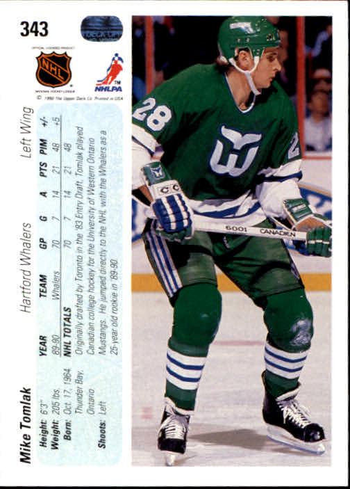 1990-91-Upper-Deck-Hockey-201-400-Rookies-You-Pick-Buy-10-cards-FREE-SHIP thumbnail 283