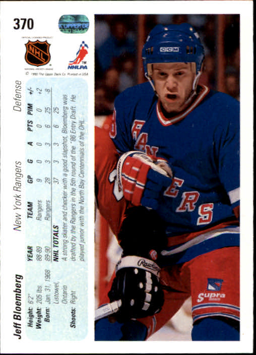1990-91-Upper-Deck-Hockey-201-400-Rookies-You-Pick-Buy-10-cards-FREE-SHIP thumbnail 337
